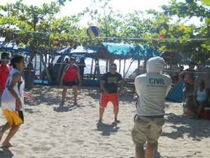 Calatagan Beach Volleyball