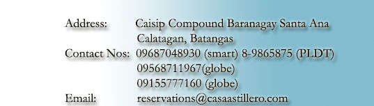 Calatagan Beach Resort and Camping Site